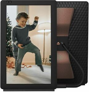 Nixplay Seed Wave 13.3 Inch WiFi Digital Picture Frame with Bluetooth Speakers,