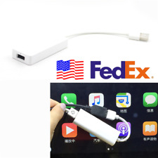 From USA USB Dongle For Carplay iPhone Android Car Music Navigation Radio Player