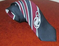 Vintage Pro M<an Creations Made in Hong Kong Polyester Tie