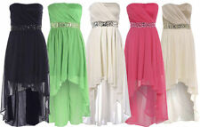 Unbranded Bandeau Polyester Maxi Dresses for Women