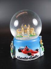Monaco Casino Palla di neve Snowglobe Waterglobe,Negozio di Souvenir France