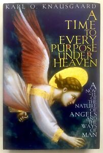 A Time To Every Purpose Under Heaven by Karl One Knausgaard **U.K 1st/1st**