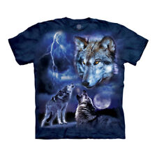 The Mountain Wolves of the Storm Adult Unisex T-Shirt