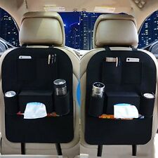 Fashion Useful Car Vehicle Seat Back Hanger Holder Organizer Pockets Storage Bag