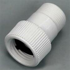 Pvc to garden hose adapter