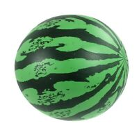 "1X(Children Beach Summer Party Inflatable PVC Watermelon Ball Toy 6.7"" K4N8)"