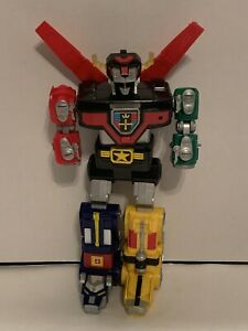 """1998 Vintage VOLTRON Cyber Sentinal Electronic Action Figure 12"""" Tested"""