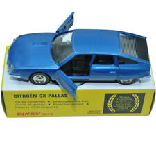 Alloy 1:43 ATLAS DINKY TOYS 011455 CITROEN CX Pallas Diecast Blue car model