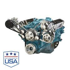 Pontiac Serpentine Conversion - AC, Power Steering & Alternator PONT 428 455 v8
