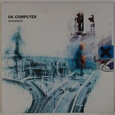 RADIOHEAD: Ok Computer USA 2008 Limited 180g 2x LP Capitol VG++