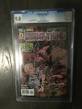 *SWAMP THING # 5 / The new 52! / CGC Universal 9.8 / March 2012