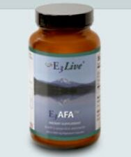E3Live AFA 240 capsules, Dietary Supplement,Organic, Klamath lake Blue Algae