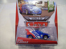 Disney Pixar Cars - Raoul Caroule  NEW 2014 release - Rare & Hard to Find