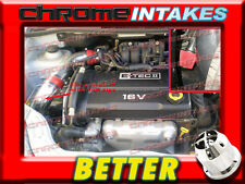 CF RED 04 05 06 07 08 CHEVY AVEO BASE/LS/LT 1.6 1.6L I4 COLD AIR INTAKE KIT