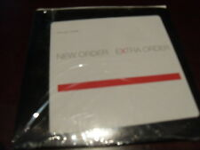 NEW ORDER EXTRA ORDER CD CRYSTAL SOMEONE LIKE YOU TRUE FAITH DJ PROMO SEALED