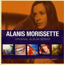 Alanis Morissette ORIGINAL ALBUM SERIES Jagged Little Pill NEW SEALED 5 CD