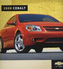 2008 CHEVROLET COBALT LT SALES BROCHURE BOOK CATALOG
