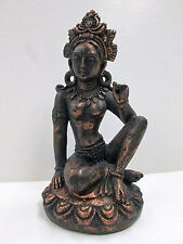 Hindu Uma Parvati Mother Goddess Hand finished Puja Statue Figure #U4