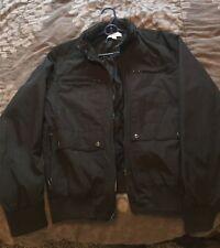 Calvin Klein BLACK Bomber Jacket Medium