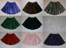 Casual Regular Size Mini Skirts for Women