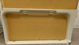 New OEM Ford E-150 2011-2014 Rear Window Trim Moulding Shield  3C2Z-1625508-AAC