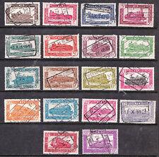 Trains, Railroads Stamps
