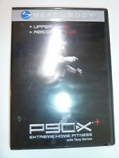 P90X Extreme Home Fitness DVD Upper Plus Abs/Core Plus workout Tony Horton NEW!