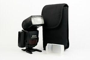 Nikon Speedlight SB-800 & 5th battery attachment
