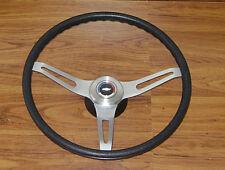 Comfort Grip Steering Wheel Kit Black Cushion 3 Spoke 67 72 Pickup Truck Pick Up
