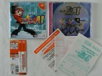 PUYO PUYO DA featuring ELLENA System DC COMPILE Sega Dreamcast Spine From Japan