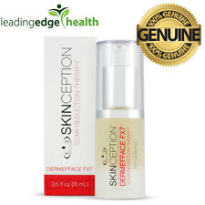 Skinception Dermefface FX7 - Scar Reduction Serum - 15ml Tube - UK 100% Genuine