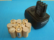 Battery repacking Pack For Metabo 12V M AIR COOLED 3.0Ah Ni-MH OZ SELLER