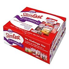 Slim Fast Body Weight Loss 7 Day Diet Starter Pack One Week Trial Slim Fast Pack