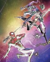 Amazing Spiderman 49 Clayton Crain Negative Rainbow Variant NYCC 2020 Asm 850 NM