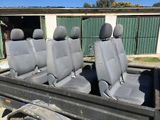 Toyota hiace commuter bus Seats