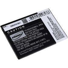 Akku für Smartphone Archos 50 Neon 4G 3,7V 2000mAh/7,4Wh Li-Ion Schwarz