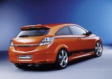 Opel Astra H GTC Irmscher Heckspoiler Opc