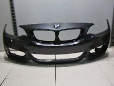 BMW 2 SERIES F22 M SPORT 2014 -ON FRONT BUMPER REF 02Q23