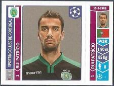 PANINI UEFA CHAMPIONS LEAGUE 2014-15- #525-SPORTING CP-LISBON-RUI PATRICIO