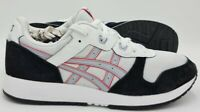 Asics Lyte Classic Suede Trainers 1191A303 White/Black UK9/US10/EU44