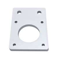 Nema 17 42mm Stepper Motor Mount Flat Bracket Alloy Plate CNC 3D Printer Parts