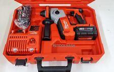 "Milwaukee 2612-22 M18 Cordless 5/8"" SDS-Plus Rotary Hammer Kit"
