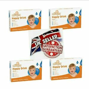 Alinan Happy Drink Tea for Babie natural colic relief 4 x 12 bags SPECIAL OFFER!