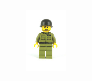 Male IDF Mini-Figure David