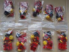 PARTY PACK OF 20X NEW LEGO NINJAGO KAI MINIFIGURES NJ0117 & GOLD DAGGER NINJA