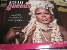 KICK-ASS QUEENS  2016 CALENDAR