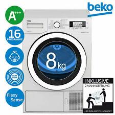 Beko DE8535RX0 A+++ Trockner Wäschetrockner Wärmepumpentrockner 8kg 2ML