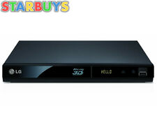 LG BP325 Full HD 3D Smart Blu-ray & DVD Player with Full HD Upscaling - Black