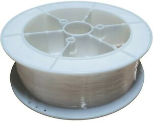 Single core fibre optic cable without insulation