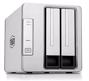 TERRAMASTER D2-310 USB Type C External Hard Drive RAID Enclosure